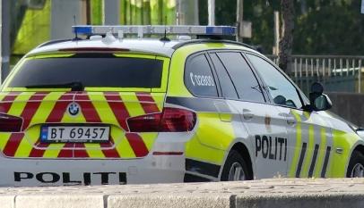 Bildet viser et illustrasjonsbilde av en politibil
